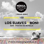 Los Suaves y Boni en los conciertos de la Semana Grande de Santander