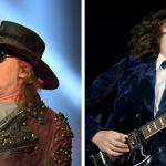 Axl Rose, será el cantante de AC/DC