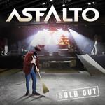 """Asfalto, todo preparado para el directo """"Sold out"""""""