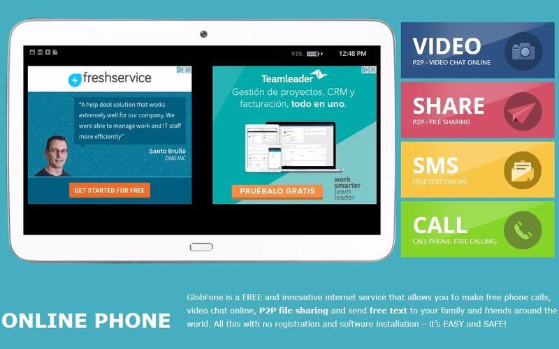 Llamadas internacionales gratis Llamadas internacionales gratis y envío de sms a cualquier país
