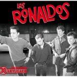 Los Ronaldos reeditan su mítico disco de debut remasterizado y remezclado