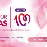 Rozalén y Estopa: «Vivir» canción solidaria, a beneficio de la lucha contra el cáncer de mama.Video