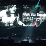Guns N' Roses rinde homenaje a Malcolm Young con 'Whole Lotta Rosie' de AC/DC