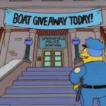 Los Simpson inspiran plan policial y logran detener a 21 delincuentes