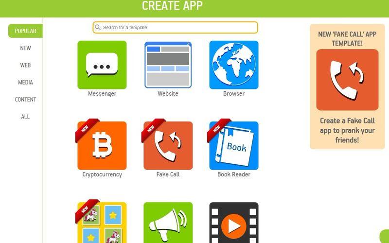 Crear apps y juegos Android con AppsGeyser Cómo crear apps y juegos Android sin programar y gratis