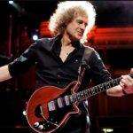 Brian May es elegido como el mejor guitarrista de todos los tiempos