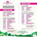Horarios del Conexión Valladolid