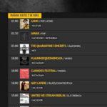 Conciertos online desde casa de artistas de todo el mundo