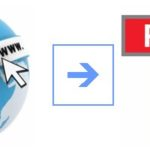 Convertir URL a PDF online, aplicación web ToPDF